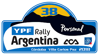 Rally Argentina: Abril 25 -28